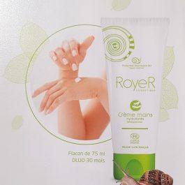 Crème pour les mains Royer
