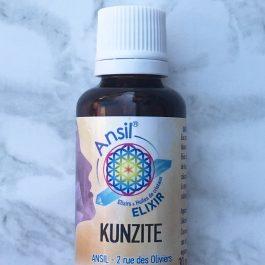 Élixirs de cristaux : kunzite