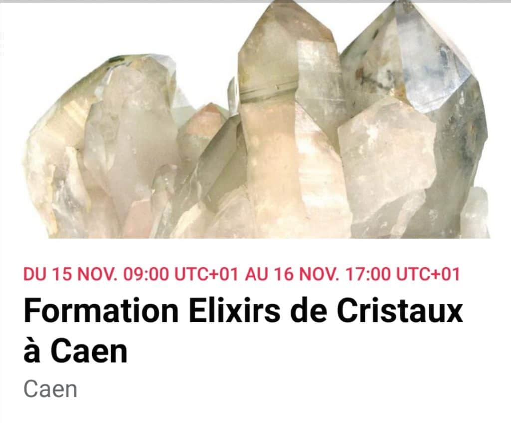 elixirs-formation