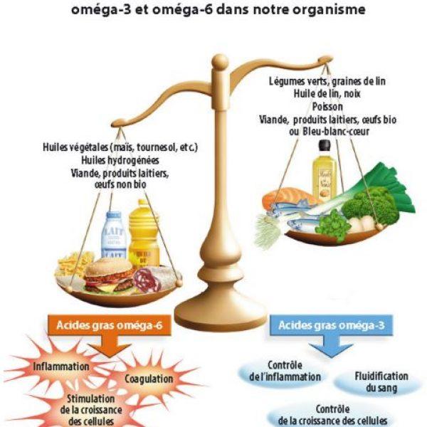 consommez des oméga 3 ! ! !